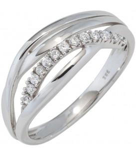 Damen Ring 333 Gold - 4053258291672