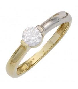 Damen Ring 333 Gold - 4053258248843