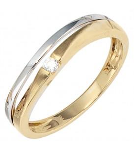 Damen Ring 333 Gold - 4053258048399