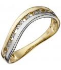 Damen Ring 333 Gold - 46323