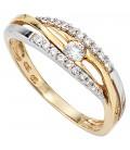 Damen Ring 333 Gold - 37653