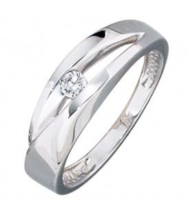Damen Ring 375 Gold - 4053258047231