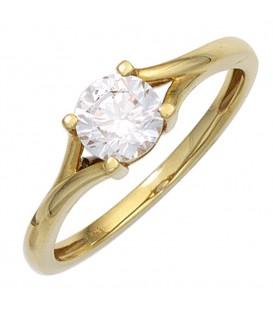 Damen Ring 333 Gold - 4053258248935