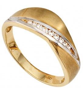 Damen Ring 333 Gold - 4053258048474