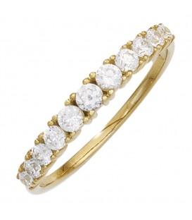 Damen Ring 333 Gold - 4053258249222