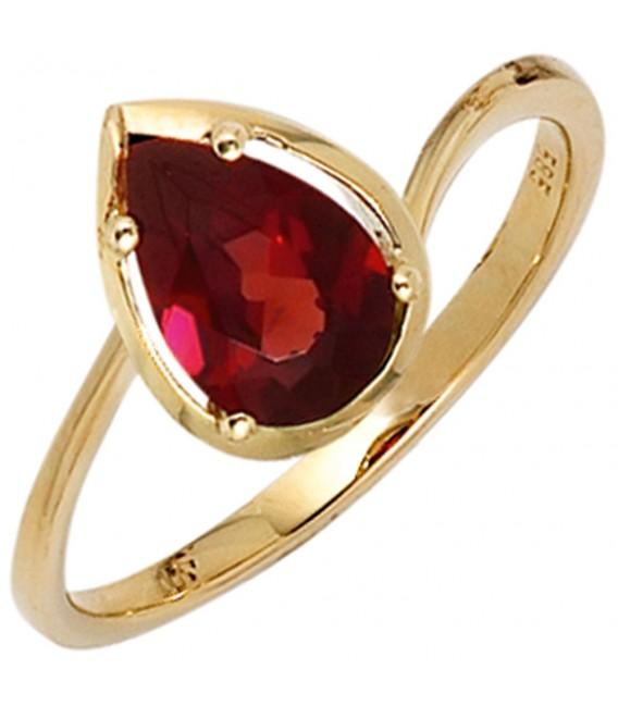 Damen Ring 585 Gold - 4053258234624