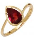 Damen Ring 585 Gold - 39705