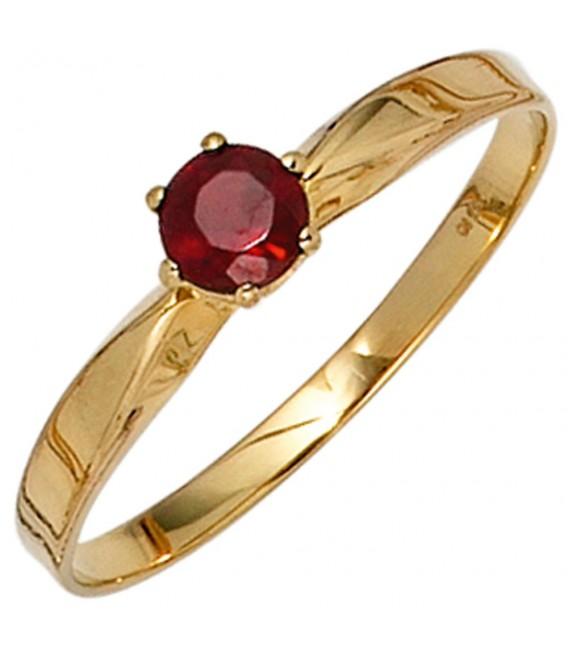 Damen Ring 585 Gold - 4053258234501