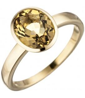Damen Ring 585 Gold - 4053258315798