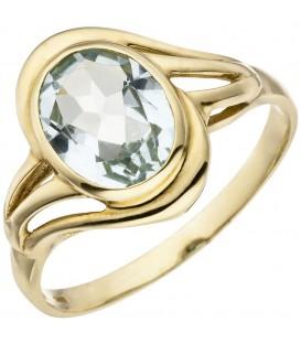 Damen Ring 585 Gold - 4053258280256