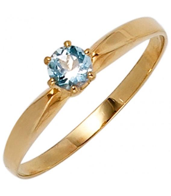 Damen Ring 585 Gold - 4053258234563