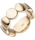 Damen Ring 585 Gold - 48876
