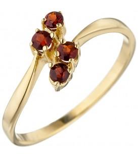 Damen Ring 375 Gold - 4053258340714