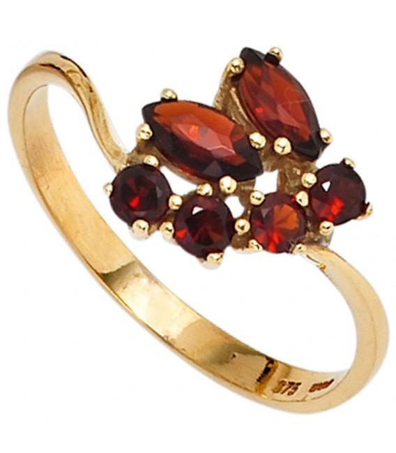 Damen Ring 375 Gold - 4053258234143