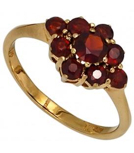 Damen Ring 375 Gold - 4053258234266