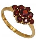 Damen Ring 375 Gold - 39674