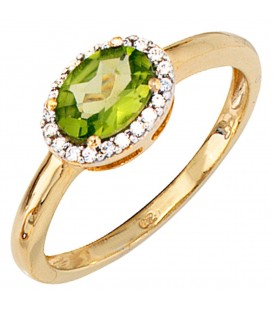 Damen Ring 585 Gold - 4053258052969