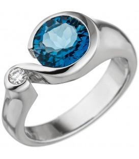 Damen Ring 585 Gold - 4053258344132