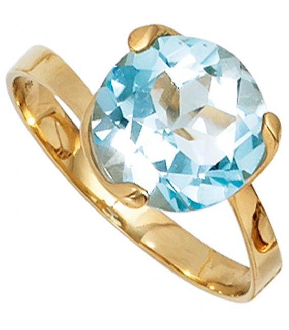 Damen Ring 585 Gold - 4053258052013