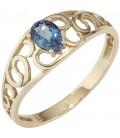 Damen Ring 585 Gold - 44873
