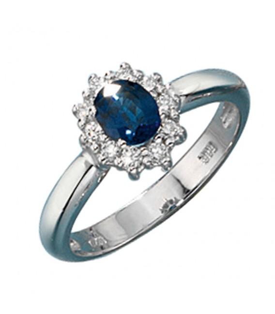 Damen Ring 585 Gold - 4053258055694