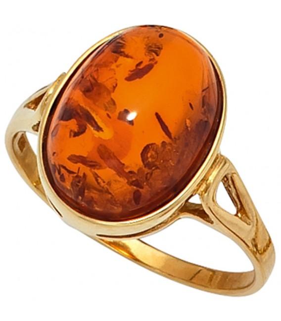 Damen Ring 375 Gold - 4053258234808
