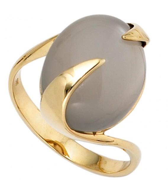 Damen Ring 585 Gold - 4053258050422