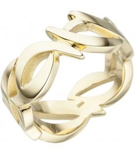 Damen Ring 585 Gold - 4053258344781