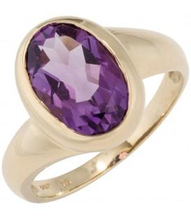 Damen Ring 585 Gold - 4053258295106