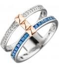 Damen Ring breit 585 - 44804