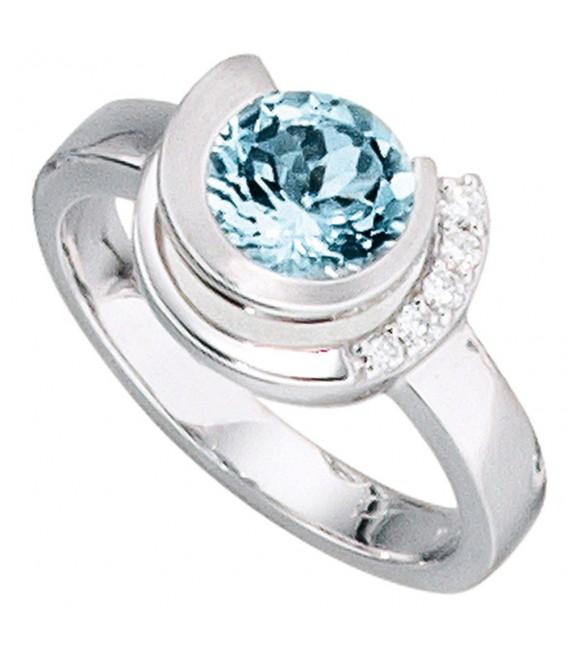 Damen Ring 585 Gold - 4053258053614 Zoom