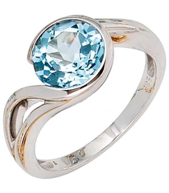 Damen Ring 585 Gold - 4053258053287