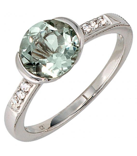 Damen Ring 585 Gold - 4053258054857
