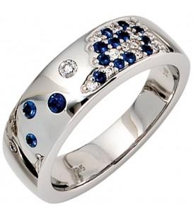 Damen Ring 585 Gold - 4053258055779