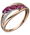Damen Ring 585 Gold - 46775