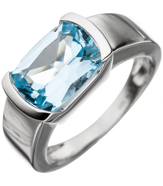 Damen Ring 585 Gold - 4053258050767 Zoom