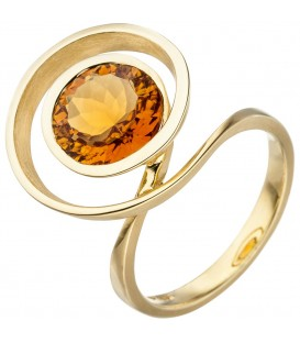 Damen Ring verschlungen 585 - 4053258344569