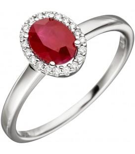 Damen Ring 585 Gold - 4053258324714