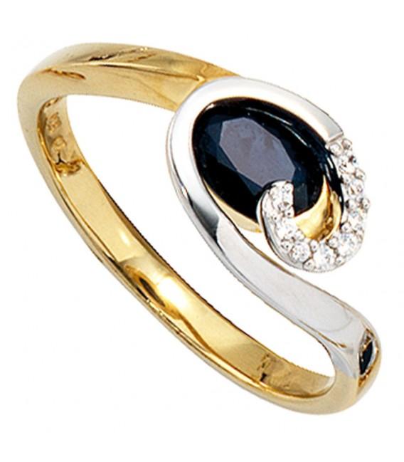 Damen Ring 585 Gold - 4053258057049