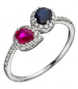Damen Ring 585 Gold - 4053258317822