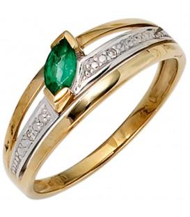 Damen Ring 585 Gold - 4053258235522