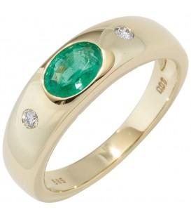 Damen Ring 585 Gold - 4053258290835
