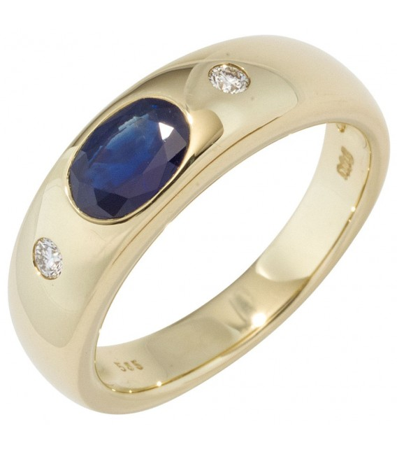 Damen Ring 585 Gold - 4053258235584