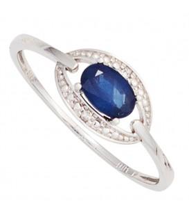 Damen Ring 585 Gold - 4053258252024