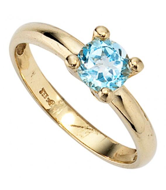 Damen Ring 333 Gold - 4053258051221