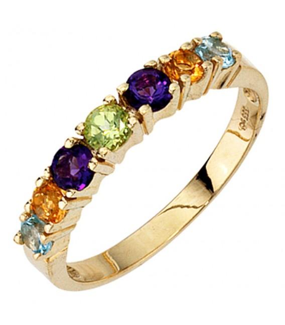 Damen Ring 333 Gold - 4053258051535