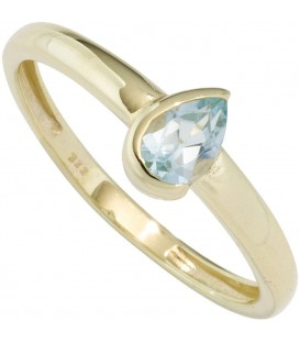Damen Ring 333 Gold - 4053258291887