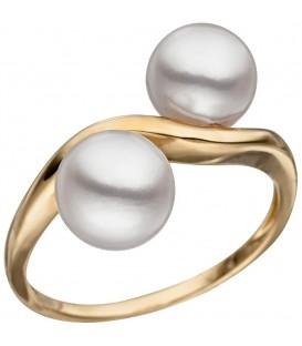 Damen Ring 585 Gold - 4053258318881