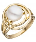 Damen Ring 585 Gold - 46614
