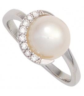 Damen Ring 585 Gold - 4053258236185